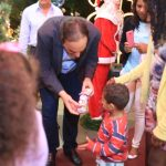 Fotos Chegada do Papai Noel em Mateus Leme - 07dez2017 (86)