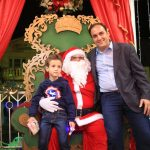 Fotos Chegada do Papai Noel em Mateus Leme - 07dez2017 (88)
