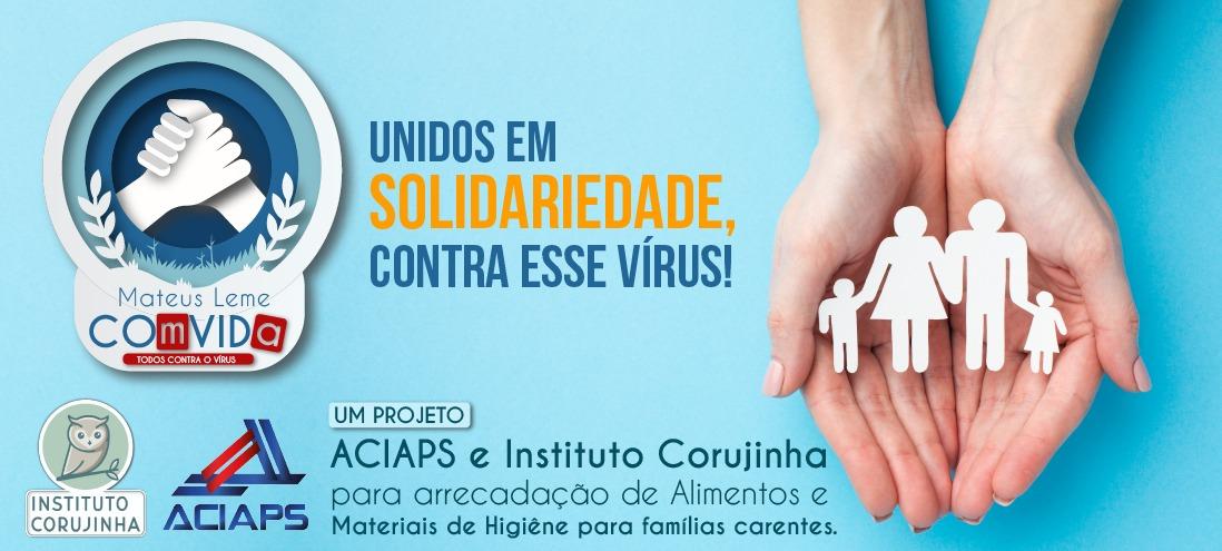 Aciaps e Instituto Corujinha – Campanha